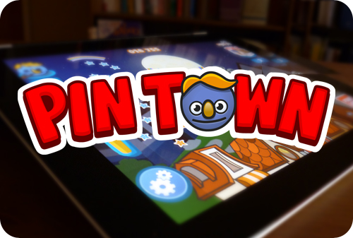 PinTown On Mobile